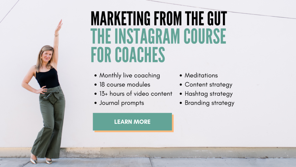 marketing from the gut